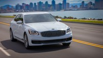Kia K900 2019 ra mắt thị trường Mỹ với 365 mã lực và hệ dẫn động AWD