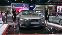 Chiêm ngưỡng trước xe sang Audi A8L 2018 sẽ về Việt Nam trong tương lai