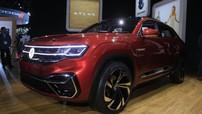 "Volkswagen Atlas Cross Sport - Đối thủ giá ""mềm"" hơn của BMW X6"