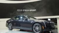 Cadillac CT6 V-Sport 2019 chính thức ra mắt công chúng ở triển lãm New York 2018