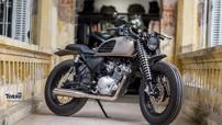 """Đánh giá xe Yamaha YB125SP độ Jail Track: Đẹp mã nhưng lái chưa """"sướng"""""""