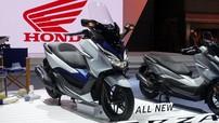 Cận cảnh xe ga Honda Forza 300 2018 vừa ra mắt