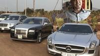 Điểm lại bộ sưu tập siêu xe hơn 100 tỷ Đồng của Đặng Lê Nguyên Vũ