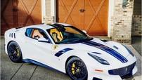 """Ngoài bộ áo độc đáo, giá bán của chiếc Ferrari F12tdf này còn khiến giới nhà giàu """"méo mặt"""""""