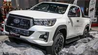Cận cảnh bản trang bị cao cấp nhất của xe bán tải Toyota Hilux 2018