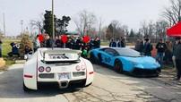 """Bugatti Veyron Grand Sport từng của tay đấm """"Độc cô cầu bại"""" Floyd Mayweather bất ngờ tái xuất"""