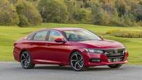 Honda Accord 2018 phải ngừng sản xuất, Toyota Camry 2018 bị lỗi động cơ