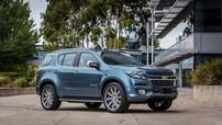SUV 7 chỗ Chevrolet Trailblazer 2018 sắp ra mắt tại Việt Nam có gì đặc biệt