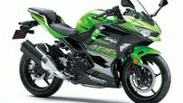 Giá xe Kawasaki Ninja 400 2018 ở Việt Nam rẻ hơn Ấn Độ