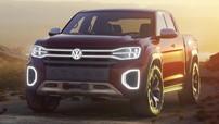Khách hàng nữ sẽ quyết định số phận của xe bán tải Volkswagen Atlas Tanoak