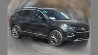 Volkswagen Tayron - SUV cỡ trung mới dành cho Trung Quốc