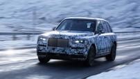 """SUV siêu sang Rolls-Royce Cullinan sắp về Việt Nam sẽ vượt dãy Alpine trong """"Thử thách cuối cùng"""""""