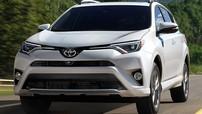 Toyota RAV4 tiếp tục đánh bại Honda CR-V về doanh số trong tháng 3/2018