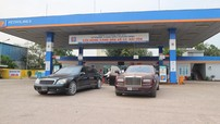 """Quảng Ninh: Hàng độc Rolls-Royce Phantom Lửa Thiêng sánh đôi cùng Maybach 62S đã bị """"khai tử"""""""