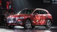 SUV sang Audi Q5L 2018 chính thức ra mắt tại Trung Quốc