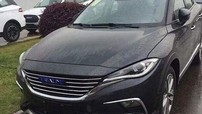 "Diện kiến Traum Meet 5 - mẫu crossover ""nhái"" thiết kế của Mazda CX-4"