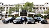 Mercedes-Benz Việt Nam bàn giao 4 chiếc Mercedes-Benz E200 cho InterContinental Hanoi Westlake