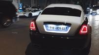 Thêm xe siêu sang Rolls-Royce Wraith cập bến tại Hà Nội