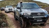 Toyota tung ra bộ ba xe Hilux mới - cạnh tranh Ford Ranger Raptor