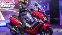 Soi chi tiết xe ga giá cao mới ra mắt - SYM CRUiSYM 250i 2018