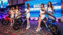 Xe côn tay SYM VF3i 2018 ra mắt, sử dụng động cơ 185cc, cạnh tranh Yamaha Exciter 150