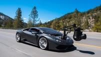 Siêu xe Lamborghini Huracan chuyên dùng cho việc quay phim và chụp ảnh