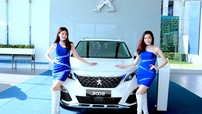 Peugeot Việt Nam đạt doanh số kỷ lục trong quý I/2018