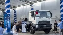 Isuzu ra mắt dòng xe tải thân thiện môi trường, đáp ứng tiêu chuẩn Euro 4