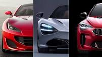 Ferrari Portofino, McLaren 720S, và Kia Stinger giành giải thưởng thiết kế Red Dot 2018