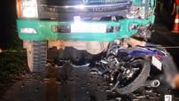 Xe Yamaha Exciter gặp tai nạn