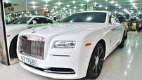 Vẻ đẹp của Rolls-Royce Wraith mới được Chủ tịch Trung Nguyên bán lại