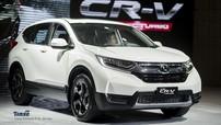 Bảng giá xe Honda CR-V 2018 mới nhất tháng 4/2018