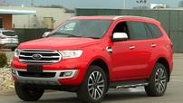 Tất cả những gì đã biết về Ford Everest 2018 - đối thủ của Toyota Fortuner