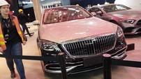 Xe mới lũ lượt kéo đến triển lãm ô tô Bắc Kinh 2018 để chuẩn bị ra mắt