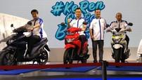 Xe ga Suzuki Nex II trình làng, cạnh tranh với Honda Vision
