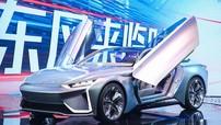 Dongfeng eπ - Xe concept có cái tên cực dị với kiểu dáng tương tự Infiniti