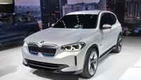 BMW Concept iX3 - Phiên bản chạy điện của SUV hạng sang X3