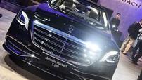 Cận cảnh Mercedes-Maybach S680 2018 có giá hơn 11 tỷ đồng tại Trung Quốc