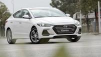 Bảng giá xe Hyundai Elantra 2018 mới nhất tháng 4/2018
