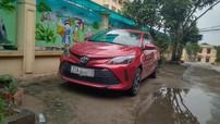 Toyota Vios 2018 bản Thái Lan bất ngờ xuất hiện tại Việt Nam