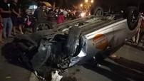 """""""Xe điên"""" Mazda 2 gây tai nạn liên hoàn tại Đồng Nai"""