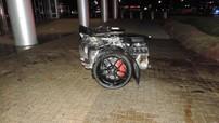 Vụ tai nạn này cho thấy siêu xe Lamborghini Huracan LP610-4 rất an toàn