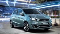 Bảng giá xe Mitsubishi Mirage 2018 mới nhất tháng 5/2018