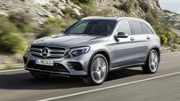 Mercedes và BMW thống trị thị trường xe sang Mỹ nhờ SUV