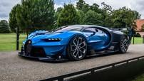 """Bugatti bí mật giới thiệu phiên bản mới của Chiron với khách """"ruột"""""""