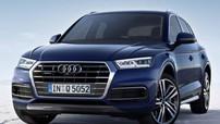Bảng giá xe Audi 2018 mới nhất tháng 5/2018