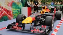 Chiều nay tay đua huyền thoại David Coulthard sẽ trình diễn xe đua F1 tại Sài thành