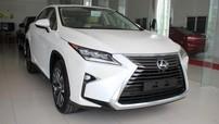 Bảng giá xe Lexus 2018 mới nhất tháng 5/2018