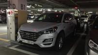 Hyundai Tucson 2019 lần đầu tiên bị bắt gặp ngoài đời thực