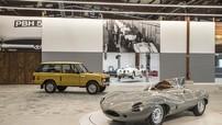Jaguar Land Rover đẩy mạnh gìn giữ và phát triển xe cổ tại Châu Âu